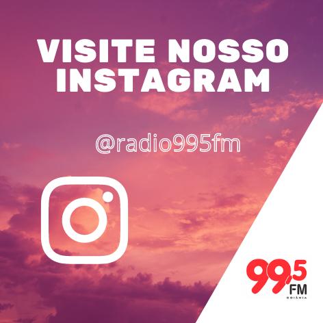 Instagram Rádio 99,5 FM